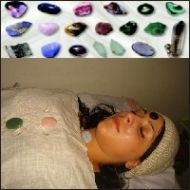 Crystal Therapy for healing in Reiki