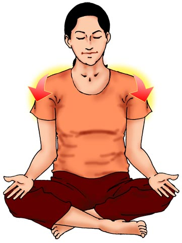 Sukhasana (Easy Pose) posture and benefits
