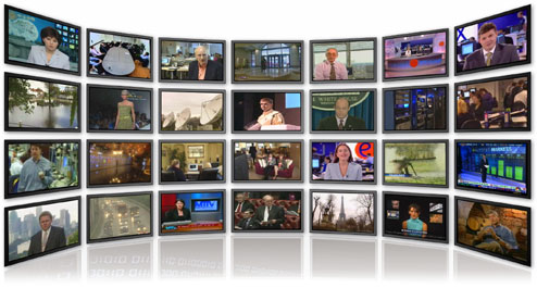 TV Channel Surfing by Zodiac Signs