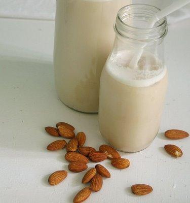 Almonds as protein alternative to Animal Milk