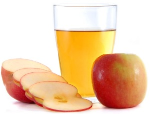 Apple Juice for complete health care at home