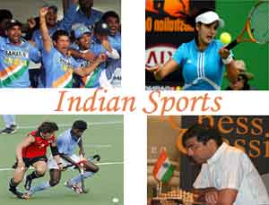 Future of Sports during 2010 in India
