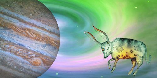 Jupiter retrograde in Taurus during october 2012 – january 2013