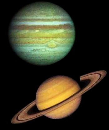 Jupiter and Saturn Exalted Effects (June – October 2014)