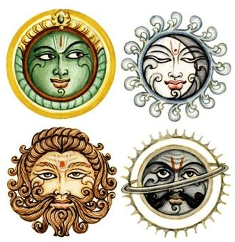 Four Exalted Planets in September 2014, Rare Mahayoga in 2500 Years