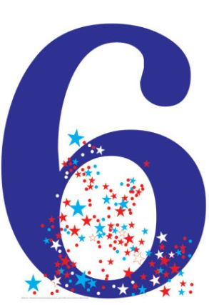Predictions for birth number 5 and fadic number 6