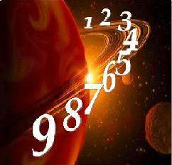 Numerocartography or Numerogeography