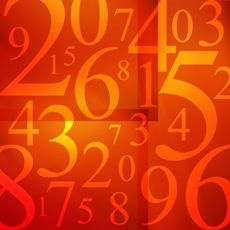 Diseases and numbers based on Astro-Numerology