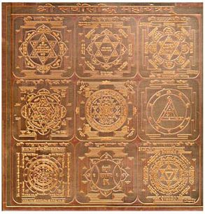 Yantras and creating hype in market