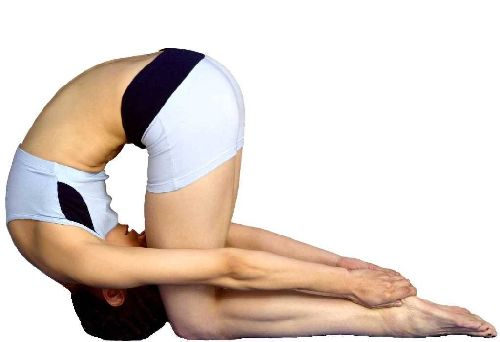 Shashankasana (Rabbit Pose) for Anger Management