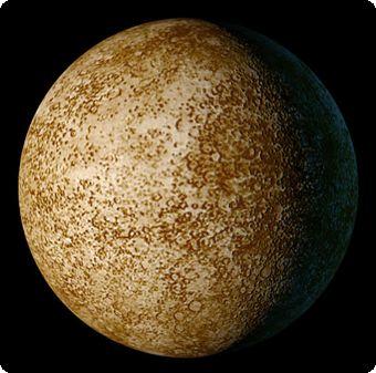 Effects of Mercury in 2011-12