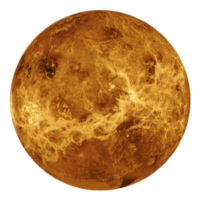Effects of Venus in 2012-13