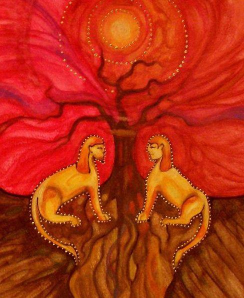 Uttara Phalguni Nakshatra born characteristics and features