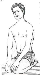 Vajrasana (Thunderbolt pose) Benefits