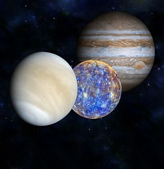 Venus Jupiter conjunction August 2014 effects on 12 Moon Signs