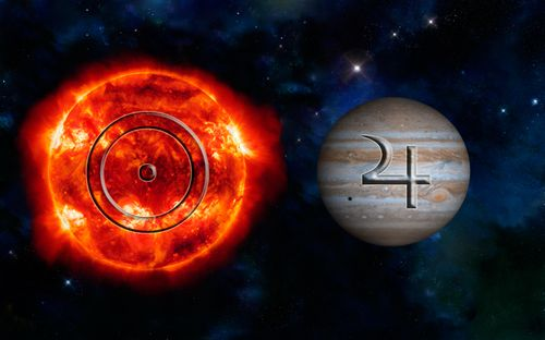 Twin Exaltation of Sun and Jupiter during April-May 2015