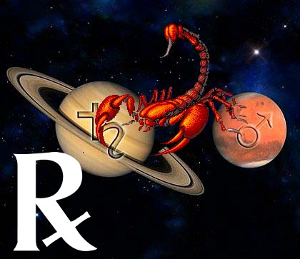 Mars Stationary & Retrograde in Scorpio-Libra (April-June 2016), Effects