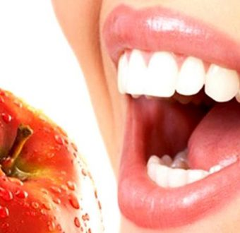 Home Made Natural Tips for Strong Shiny Teeth