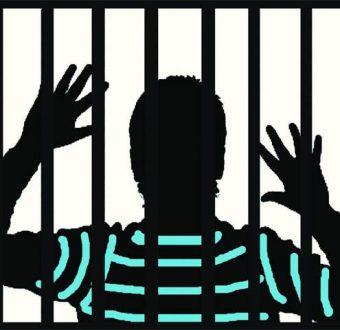 Bandhana Yoga, Arrest, Jail or Imprisonment