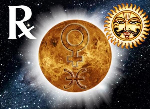 Venus Combust & Retrograde in March-April 2017, Effects - Astrology