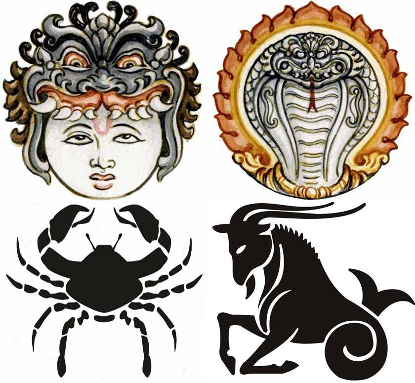 Rahu in Cancer Ketu in Capricorn 2017-19 - Vedic Astrology Predictions