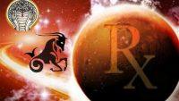 Mars Stationary, Retrograde in Capricorn 2018, Effects