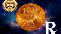 Venus Combust & Retrograde October 2018, Effects
