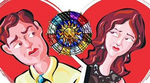 Marriage couple compatibility in horoscopes