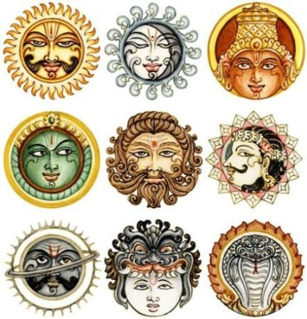 Navagraha, 9 planets in vedic astrology and remedies