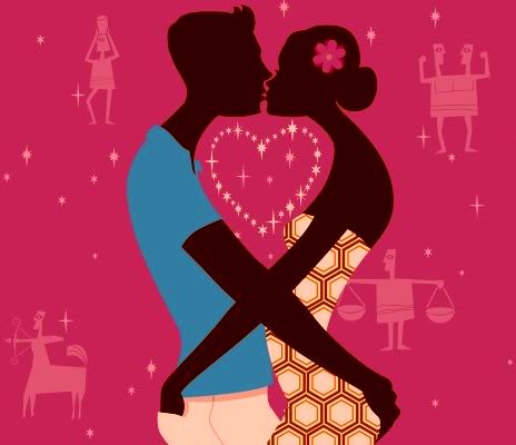 zodiac moon signs kissing styles astrology