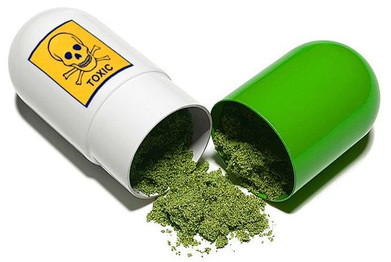 Herbal Products Toxic Chemicals