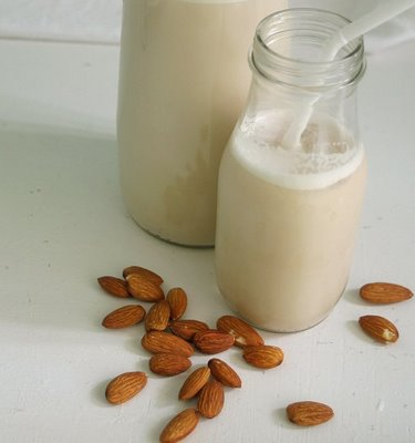 Almond Milk as Protein Alternative in Ayurveda