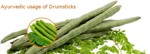 drumstick tree leaves benefits ayurveda