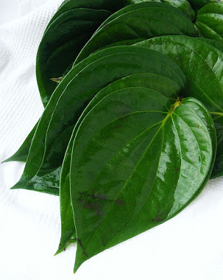 eliminate acne betel leaves