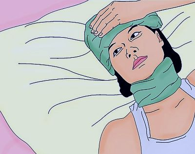 ayurvedic recipe for fever bodyache headache