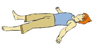 Savasana (corpse pose)