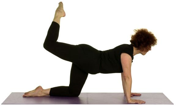 Vyaghrasana (Tiger Pose) in Yoga