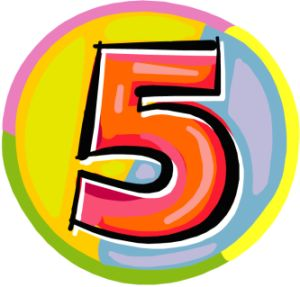 Numerology five