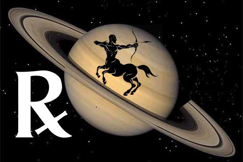 Saturn Retrograde in Sagittarius 2018