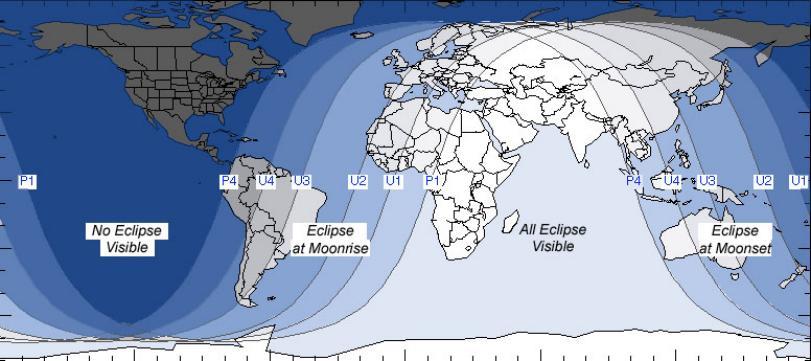 Lunar Eclipse 27-28 July 2018 Astrology