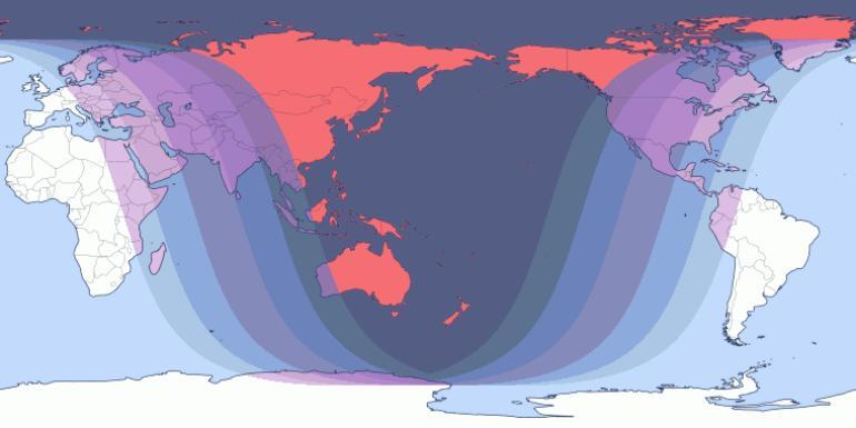 Lunar Eclipse 31 January 2018 Astrology