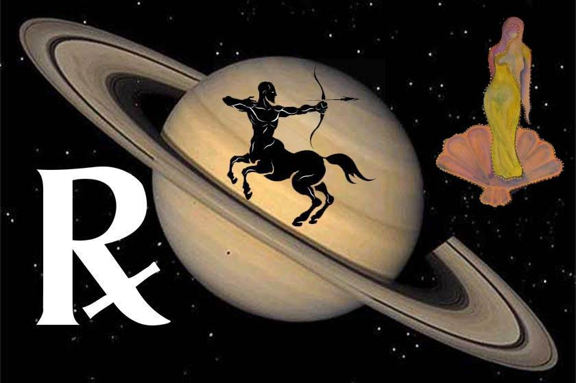 Saturn Retrograde 2019 in Sagittarius