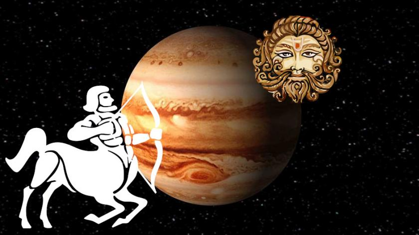 Jupiter in Sagittarius [Dhanus Rasi] from 4 November 2019