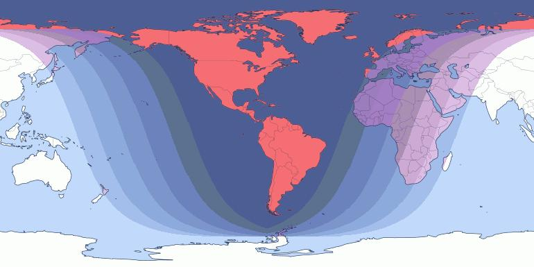 Lunar Eclipse 20-21 January 2019 Astrology