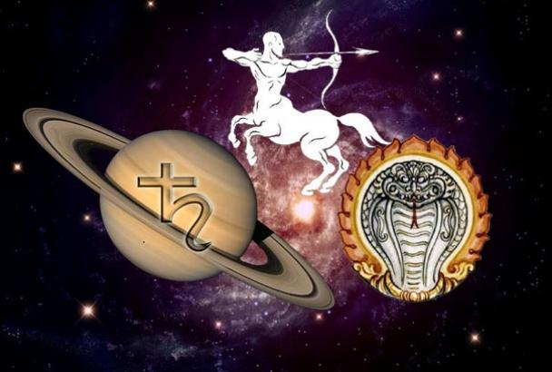 Saturn Ketu Conjunction 2019 Effects in Sagittarius - Vedic Astrology