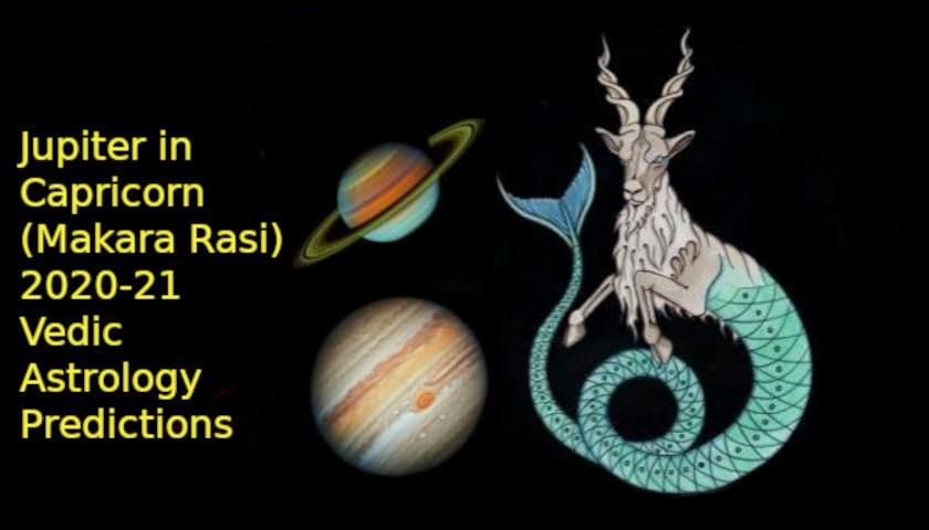 Vedic astrology jupiter transit 2021