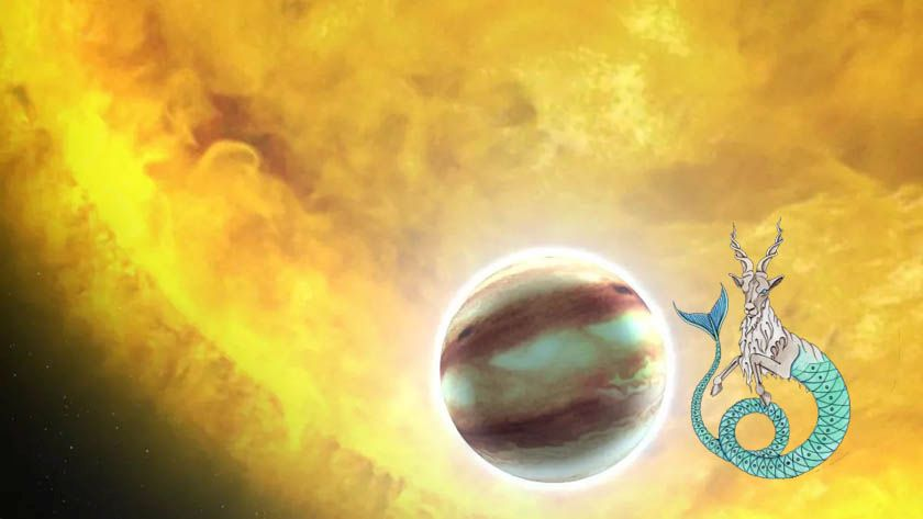 Jupiter Combust in Capricorn 2021