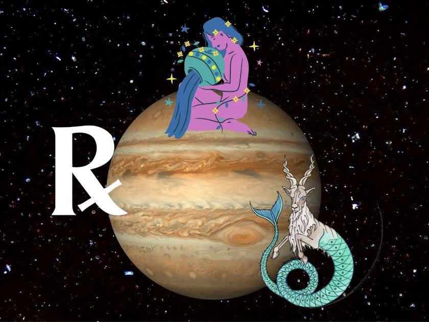 Jupiter Retrograde 2021 in Satabhisha and Dhanishta Nakshatra