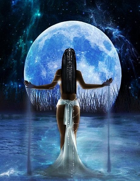 Full Moon in Libra April 2018