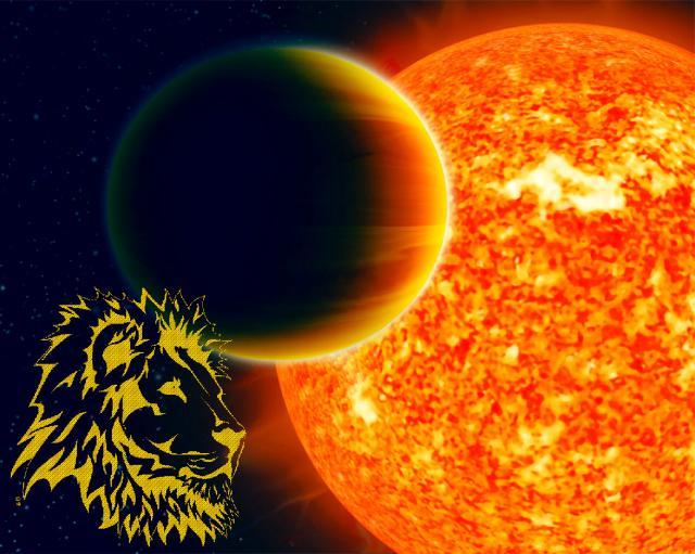 Jupiter Combust in Leo 2015
